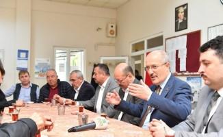 """Başkan Kafaoğlu: """"Nakliye ekonominin can damarı"""""""