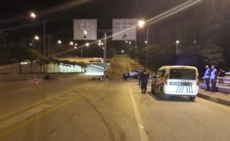 Başkentte trafik kazası: 2 ölü