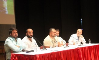 Başpehlivan Orhan Okulu, Burdur'da öğrencilerle buluştu