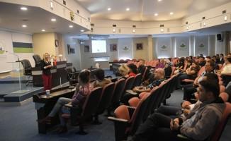 Belediye personeline iş güvenliği eğitimi