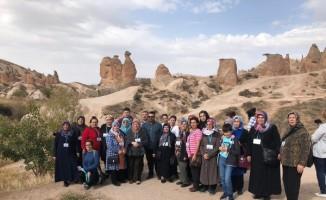 Beykoz'dan, Kapadokya'ya kültür ve tarih gezisi