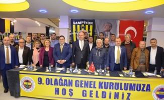 Biga Fenerbahçeliler Derneği Başkanı  Arda Bozkurt oldu