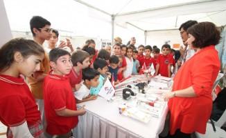 Binlerce kişi Şanlıurfa'nın Bilim Şenliği'nde