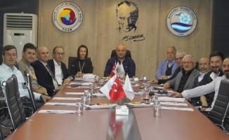 BTO Yüksek İstişare Kurulu toplandı