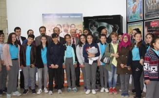 Çankırı'daki 3 bin 300 öğrenci sinemayla buluşacak