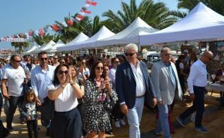 Çeşme'de Aşk Festivali'ne yoğun ilgi