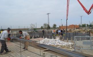 Cezaevleri kampüsüne yapılacak caminin temeli törenle atıldı