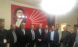 """CHP İstanbul Milletvekili Zeybek """"Bayburt için yapılması gereken ne varsa elimizi taşın altına koyarız"""""""
