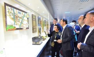 Çorlu Devlet Hastanesinde sergi açıldı