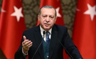 Cumhurbaşkanı Erdoğan: Önceliğimiz üretimi, ihracatı, istihdamı yeniden şaha kaldırmaktır