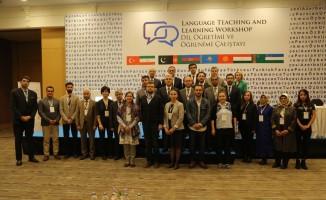 Dil Öğretimi ve Öğrenimi Çalıştayı başladı