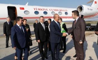 Dışişleri Bakanı Çavuşoğlu Arnavutluk'ta