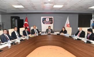 Dördüncü dönem il koordinasyon kurulu toplantısı yapıldı