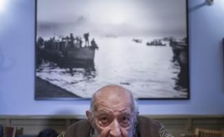 Duayen foto muhabiri Ara Güler, tedavi gördüğü hastanede 90 yaşında hayatını kaybetti