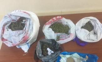 Edirne'de uyuşturucu ticareti yapanlara operasyon