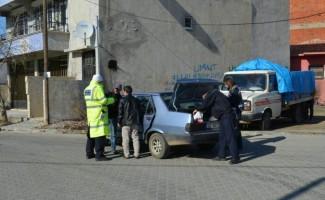 Edremit'te polis kuş uçurtmuyor