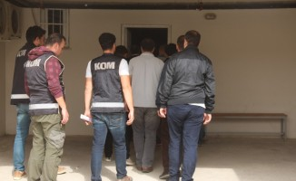 Elazığ'da FETÖ operasyonu: 8 şüpheli adliyede