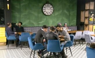 Erü'nün ilk Cafe Restorandı Açıldı