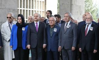 Eski milletvekili Oya Akgönenç Muğisuddin için TBMM'de tören düzenlendi