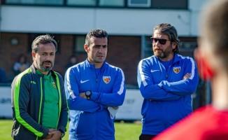 E.Y. Malatyaspor, Frankfurt'ta futbolcu seçmeleri yaptı