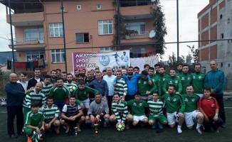 Fatsa'da Amatör Spor Haftası kutlaması