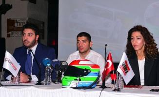 Fransa ve Benelux şampiyonu Ayhancan Güven basınla buluştu
