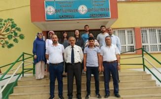 Gaziantep'ten Turhal Belediyesi'ne geri dönüşüm desteği