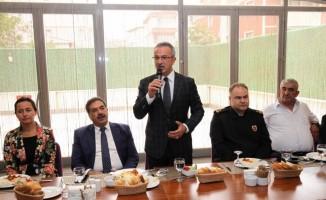 Gebze ve Darıca'da Muhtarlar Günü programı