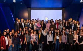 Geleceği Yazan Kadınlar yeni teknolojiler için İstanbul'da buluştu