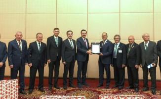 GSO Yönetim Kurulu BaşkanI Ünverdi, TOBB heyetiyle Endonezya'da