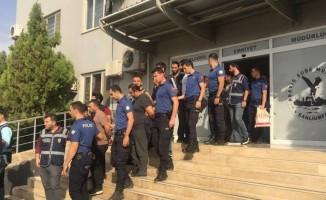 İki ildeki fuhuş operasyonunda 15 tutuklama