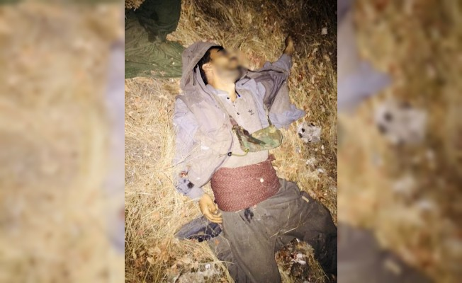 İki teröristin etkisiz hale getirilme görüntüleri ortaya çıktı