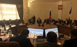 ITSO Meclis Başkan Şahlan, Moskova'da Isparta'yı temsil etti