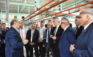 ITSO'dan Eskişehir'e iş gezisi