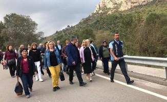 Kadın muhtarlardan Osmaneli'ye ziyaret