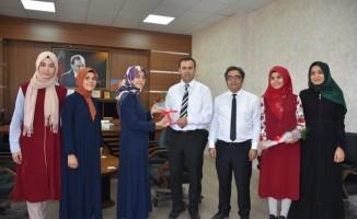 Kahta'da imam hatip okullarının kuruluş yıl dönümü kutlamaları