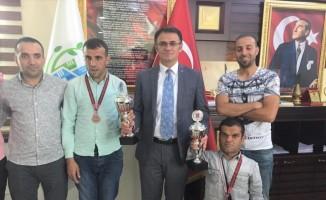 Kayapınar Engelliler Spor Kulübü Türkiye 3'ncüsü oldu