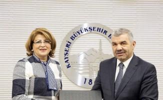 Kayseri'ye Azeri kardeş