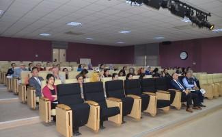 Kırıkkale'de aile içi eğitim semineri