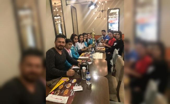 Malatya Park  Sessiz Adımlar Spor Kulübünü ağırladı
