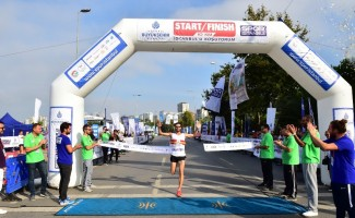 Maraton öncesi son antrenman: İstanbul'u Koşuyorum Bakırköy Etabı