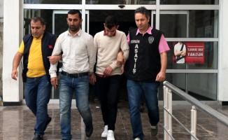 Mersin'de gasp iddiası