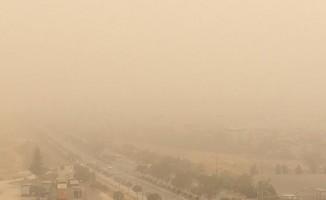 Meteoroloji'den Marmara için 'toz bulutu' uyarısı