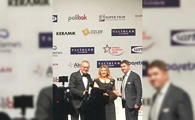 'Meysu Nostalji' Ambalaj Ay Yıldızları Yarışması 2018 ödülünü aldı