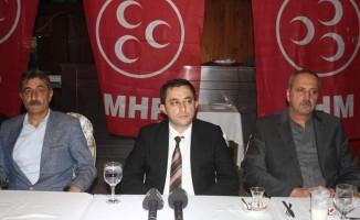 """MHP aday adayı Önder: """"Talas'ta sorun çok"""""""