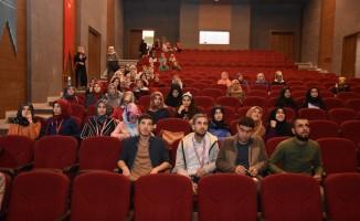 """MŞÜ'de """"Gelin Tanışalım Hayra Ortak Olalım"""" etkinliği"""