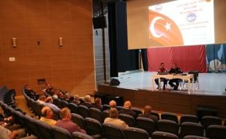 Muhtarlara 'Olay yerinde alınacak emniyet tedbirleri' semineri verildi