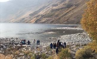 Nemrut Kalderası sonbahar manzarasıyla ziyaretçilerini hayran bırakıyor