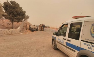 Nurdağı'nda iki otomobil çarpıştı: 4 yaralı