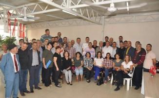 Ödemiş CHP'de yerel seçimler için şimdiden dört aday adayı